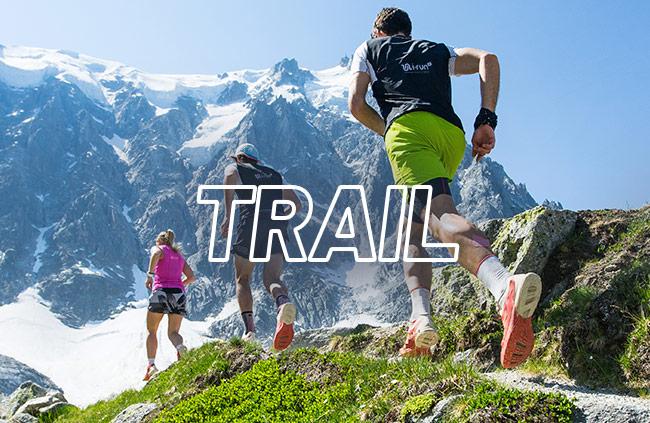chaussures et vêtements de trail en Running Weeks
