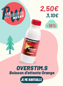 Overstim.s boisson d'attente orange