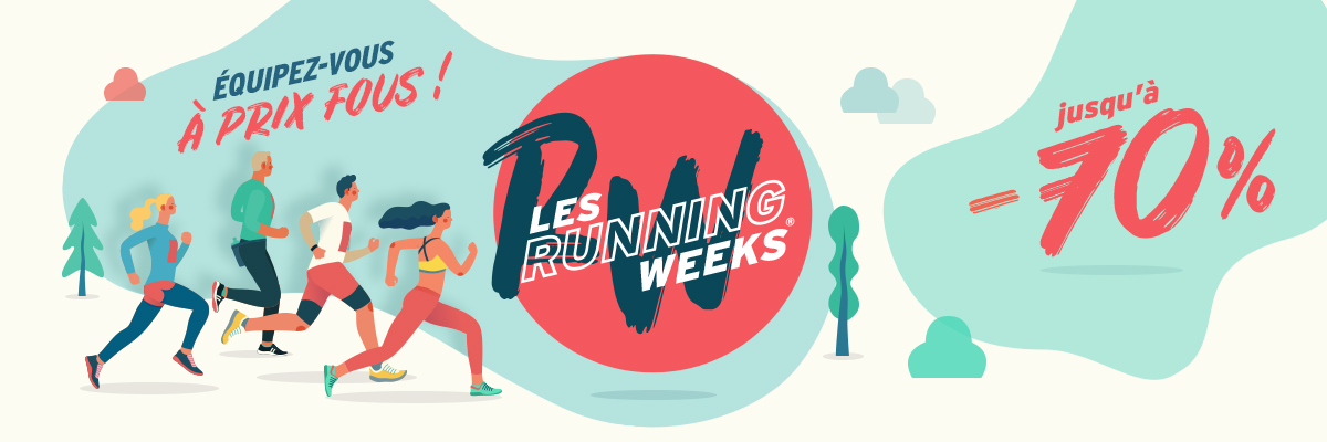 Running Weeks Printemps