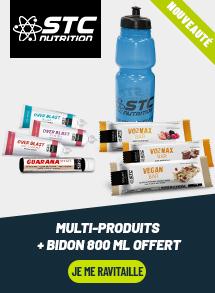 STC nutrition multi-produits + bidon 800 ml offert