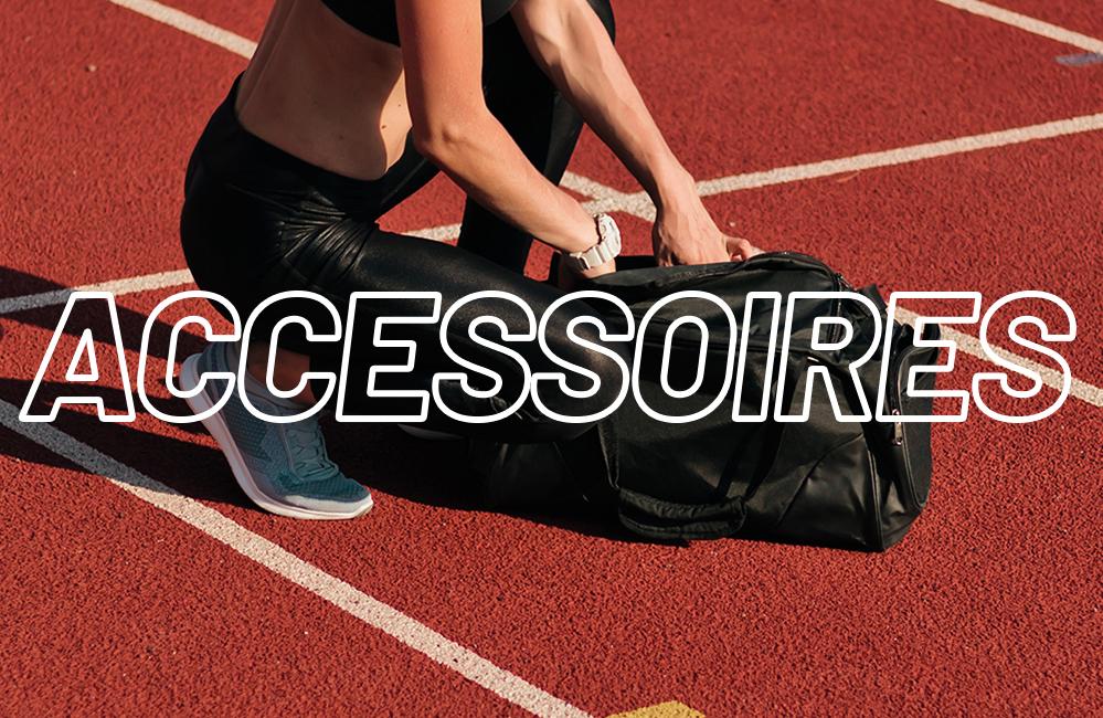 accessoires athlétisme en soldes