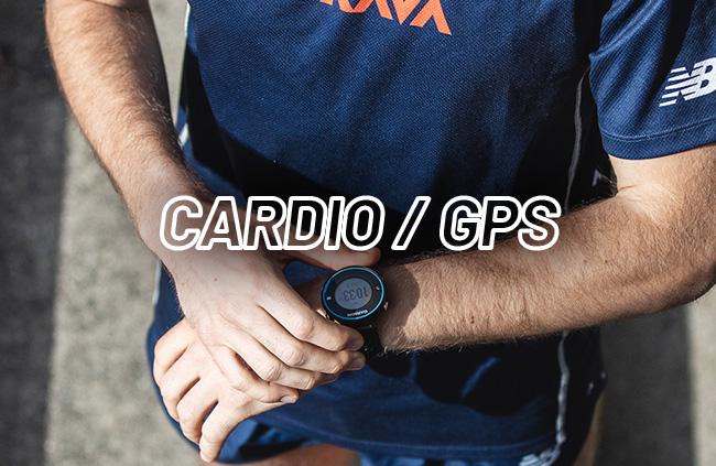 équipement cardio / gps en soldes