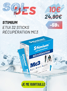 Stimium etui 32 sticks récupération MC3