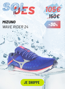 Mizuno wave Rider 24 M