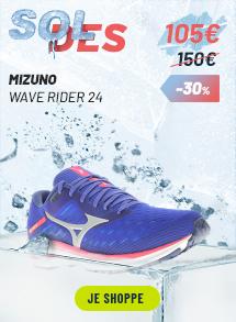 Mizuno wave Rider 24 M