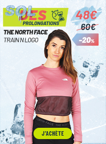 The North Face Train N Logo