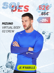 Mizuno Virtual BOdy G2 Crew