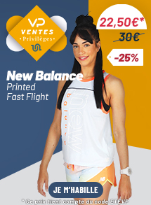 New Balance Printed Fast Flight W