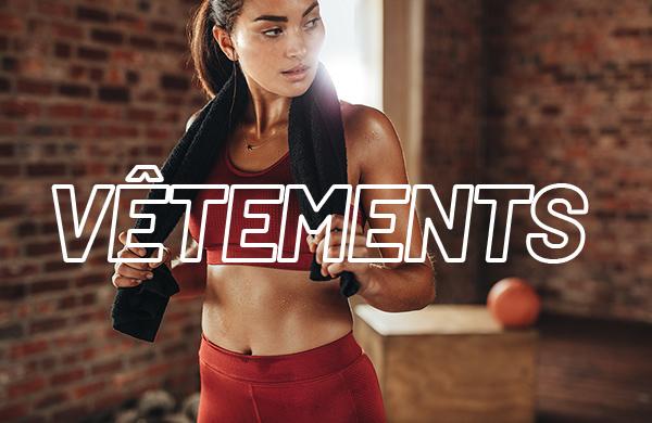 vêtement de fitness training en Running Weeks pour homme et femme