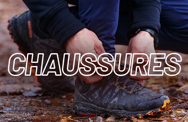 chaussures de trail en soldes pour homme et femme