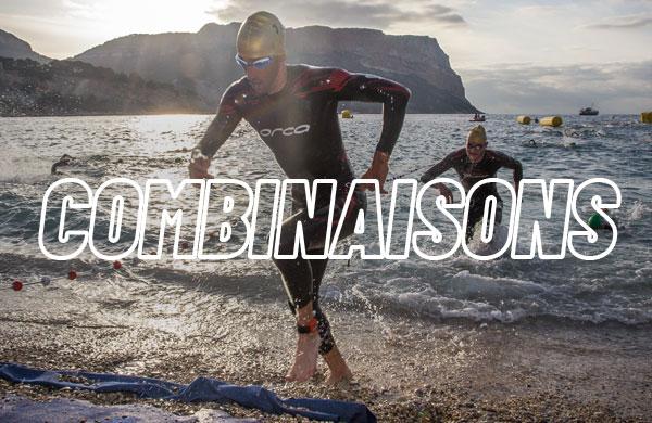Combinaison triathlon de running pour homme et femme