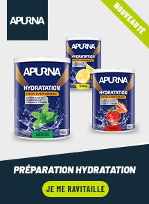 Apurna Préparation Hydratation