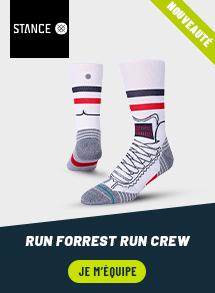 Stance run forrest run crew