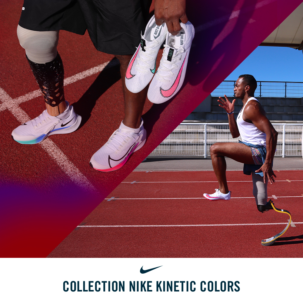 Nike Kinetic Colors
